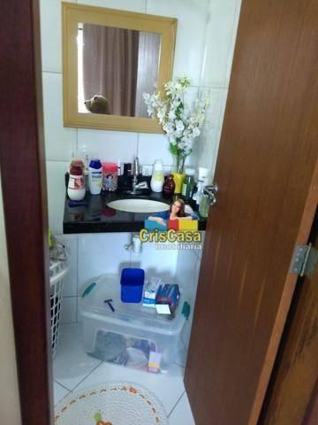 Casa com 2 dormitórios à venda, 145 m² por R$ 330.000,00 - Enseada das Gaivotas - Rio das  - Foto 10