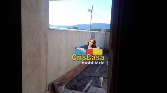 Apartamento com 2 dormitórios à venda, 96 m² por R$ 260.000,00 - Zacarias - Maricá/RJ - Foto 9