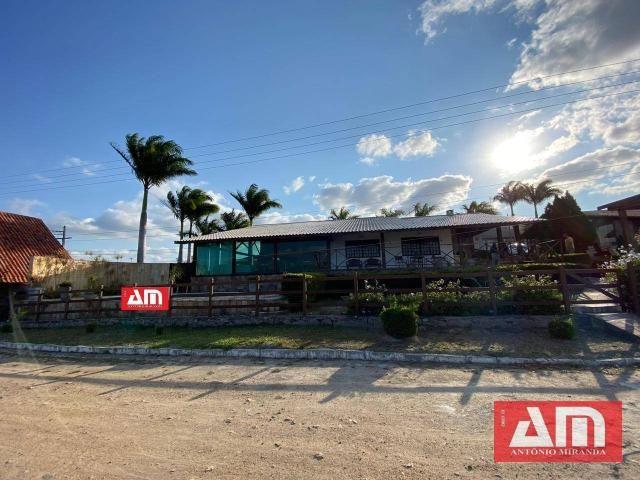 Casa com 5 dormitórios à venda, 400 m² por R$ 990.000,00 - Novo Gravatá - Gravatá/PE