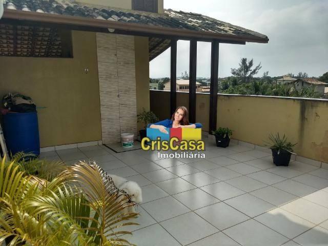 Casa com 2 dormitórios à venda, 145 m² por R$ 330.000,00 - Enseada das Gaivotas - Rio das  - Foto 16