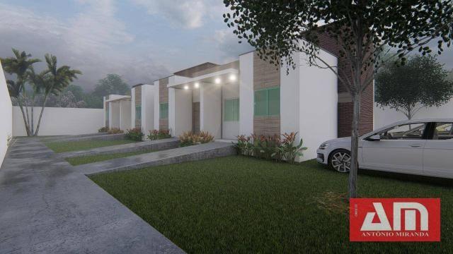 Casa com 2 dormitórios à venda, 56 m² por R$ 145.000,00 - Novo Gravatá - Gravatá/PE - Foto 8