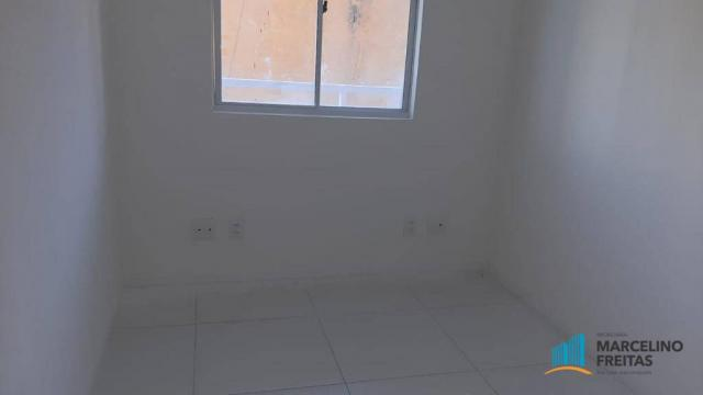Apartamento com 3 dormitórios à venda, 71 m² por R$ 430.000,00 - Jacarecanga - Fortaleza/C - Foto 4