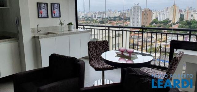 Apartamento à venda com 1 dormitórios em Campo belo, São paulo cod:624760