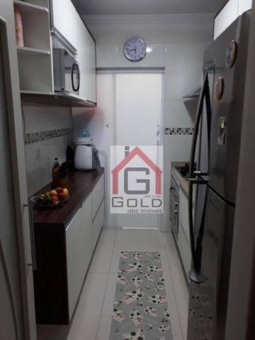 Apartamento com 2 dormitórios à venda, 52 m² por R$ 245.000 - Vila Francisco Matarazzo - S - Foto 5