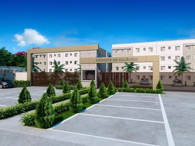 Apartamento com 2 dormitórios à venda, 39 m² por R$ 130.620,00 - Conjunto Habitacional Ana