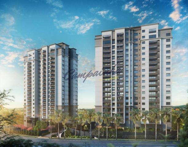 Apartamento à venda com 2 dormitórios em Nova campinas, Campinas cod:AP001390 - Foto 2