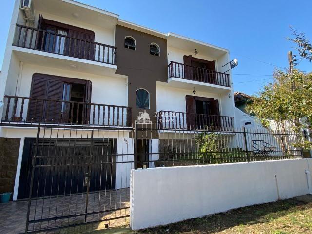 Casa 03 dormitórios para venda em Santa Maria no bairro Itararé com pátio e ok para financ - Foto 11