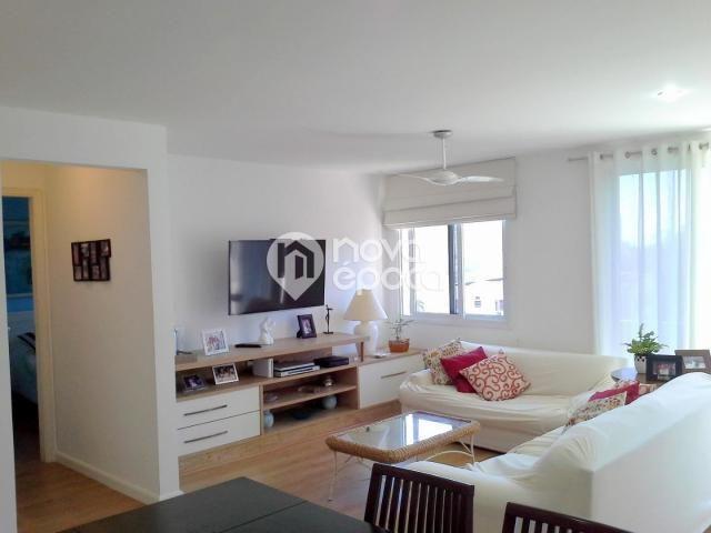 Apartamento à venda com 3 dormitórios em Cosme velho, Rio de janeiro cod:LB3CB26548 - Foto 5