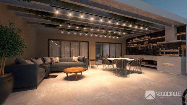 Apartamento com 1 dormitório à venda, 35 m² por R$ 230.000,00 - Bancários - João Pessoa/PB - Foto 5