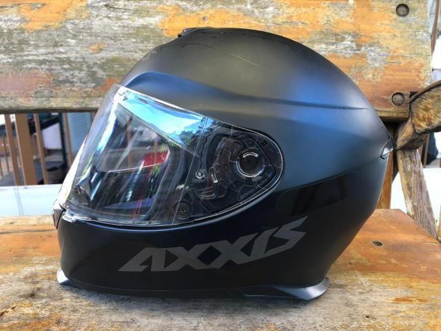 Capacete AXXIS modelo EAGLE 59/60 cm - Foto 3