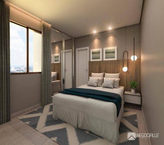 Apartamento com 1 dormitório à venda, 35 m² por R$ 230.000,00 - Bancários - João Pessoa/PB - Foto 20