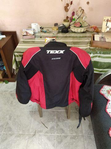 Jaqueta para motociclista TEXX