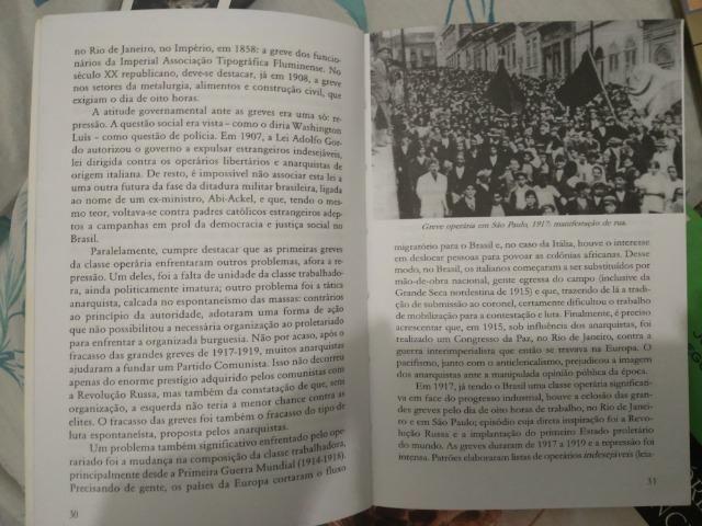 República / uma história do Brasil.( Usado excelente estado) - Foto 2