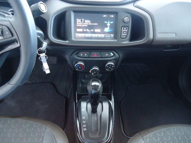 GM Prisma LTZ 1.4 Automático 2018 - Único dono - Foto 6