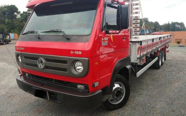 Vw 9.150 Delivery Carroceria