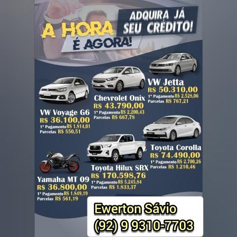Autofinanciamento/veículos(facilitado)