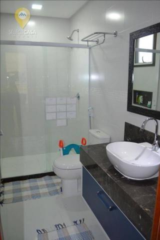 Vendo excelente casa no Condomínio Boulevard Lagoa com 3 quartos e 3 suítes - Foto 17