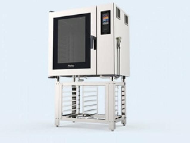 Forno combinado technicook system intelligent tsi10 - João
