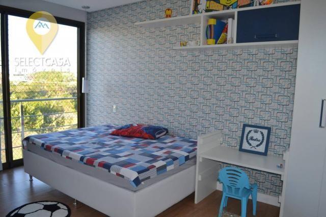 Vendo excelente casa no Condomínio Boulevard Lagoa com 3 quartos e 3 suítes - Foto 16