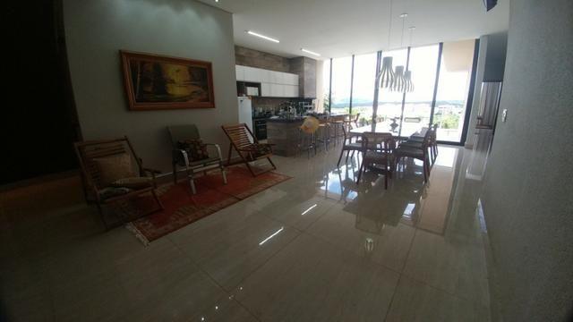 Casa Condominio Fechado, Alto Padrão com 04 Suítes, em Caldas Novas GO - Foto 10