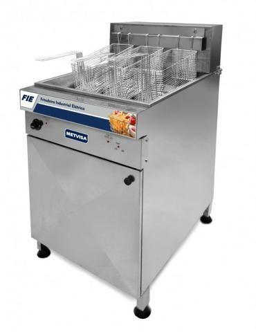 Fritadeira industrial eletrica 44 litros - João