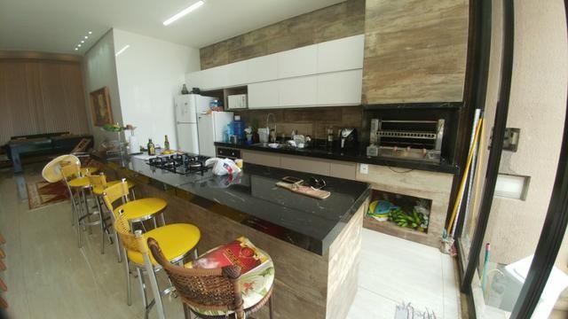 Casa Condominio Fechado, Alto Padrão com 04 Suítes, em Caldas Novas GO - Foto 20