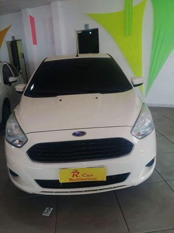 Ford Ka 1.5 se 2015 Completo Com GNV ent+48×800