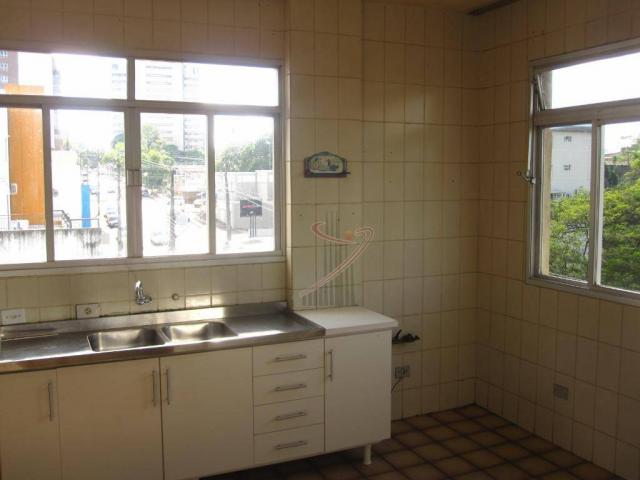 Apartamento com 2 dormitórios para alugar, 110 m² por R$ 1.900/mês - Centro - Foz do Iguaç - Foto 15