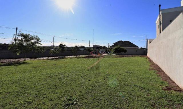 Terreno à venda, 600 m² por R$ 140.000,00 - Cond. Rose Garden - Foz do Iguaçu/PR - Foto 9