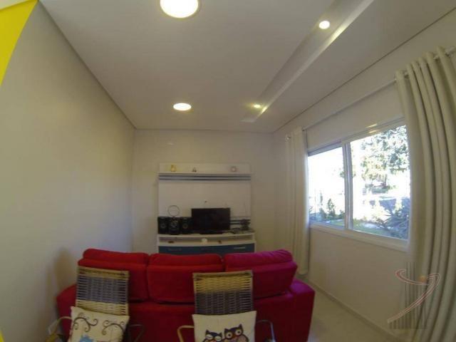 Casa no Cond. Villa Conscientia, com suíte, 2 quartos e quintal ! - Foto 5
