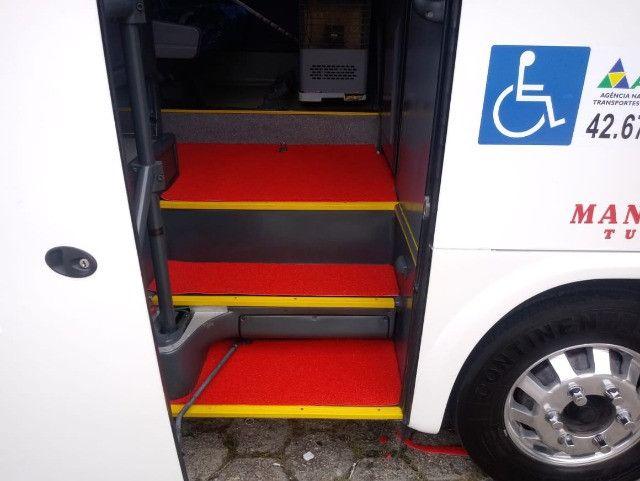Vendo Micro Onibus Marcopolo Senior 2012 - Foto 3