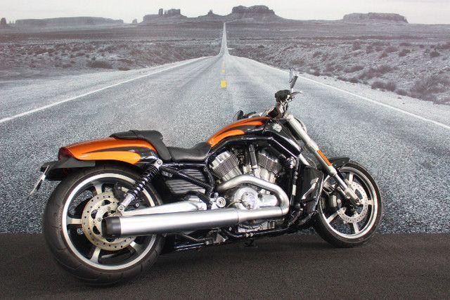 Harley davidson v-rod 1250 muscle vrscf 2013/2014 - Foto 9