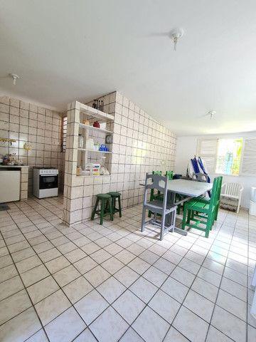 Linda casa terreno esquina 200 metros da praia  Maria farinha paulista - Foto 13