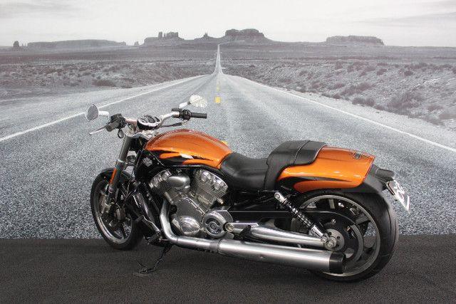 Harley davidson v-rod 1250 muscle vrscf 2013/2014 - Foto 3