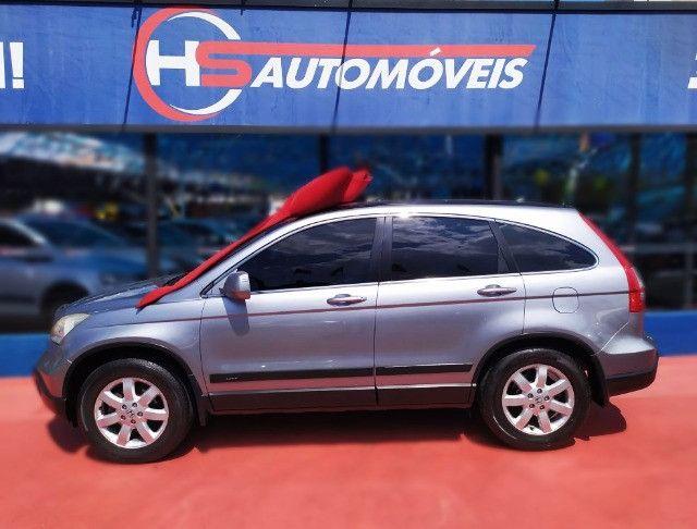 Honda CRV Lx 2.0 Flex Aut. 2008 - Foto 4