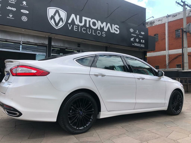 Super oferta Ford Fusion  AWD ano 2016 Completo impecável  - Foto 3
