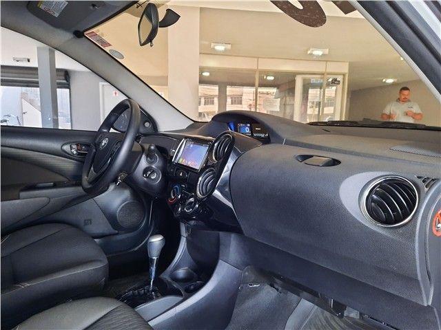 Toyota Etios 2020 1.5 x plus 16v flex 4p automático - Foto 9