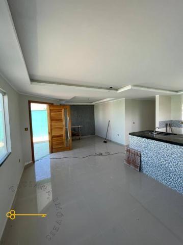 Lindíssima casa com 3 quartos em Itaipuaçu! - Foto 4