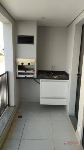 Apartamento com 1 dormitório para alugar, 42 m² por R$ 1.400/mês - Jardim Redentor - São J - Foto 5