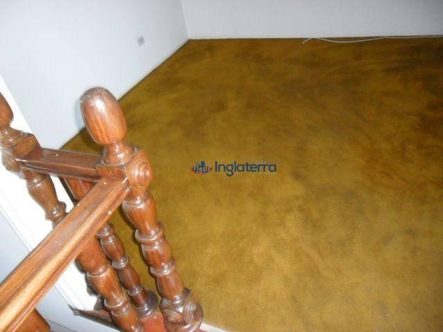 Casa para alugar, 100 m² por R$ 1.050,00/mês - Califórnia - Londrina/PR - Foto 13