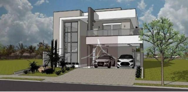 Casa com 3 dormitórios à venda, 256 m² por R$ 1.430.000,00 - Reserva Real - Paulínia/SP - Foto 4
