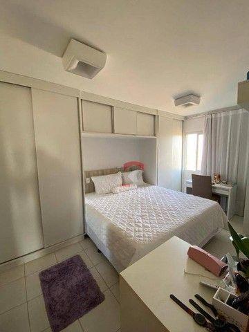 Apartamento com 3 dormitórios à venda, 115 m² por R$ 648.900,00 - Residencial Bonavita - C - Foto 12