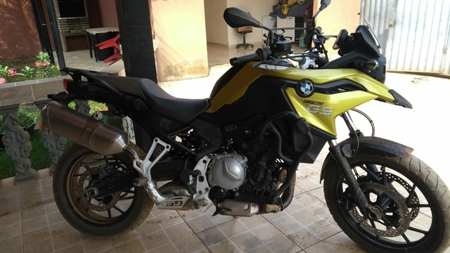 Motocicleta Bmw 750