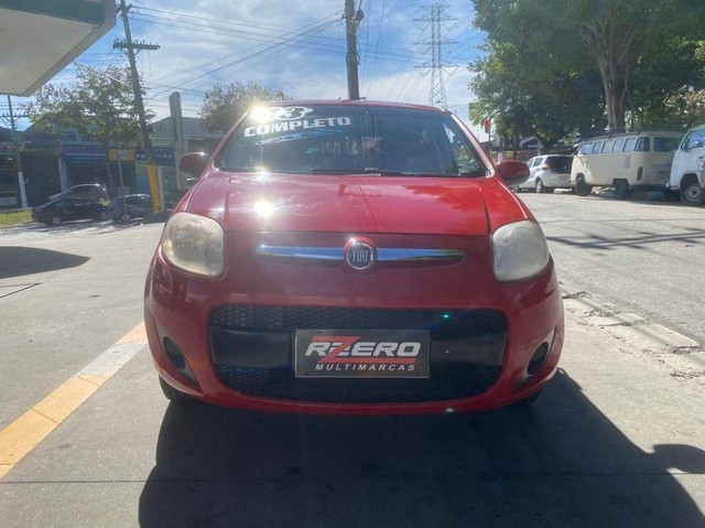 Fiat Palio 2013 Attractive Completo 1.0 8V Flex Revisado  - Foto 3