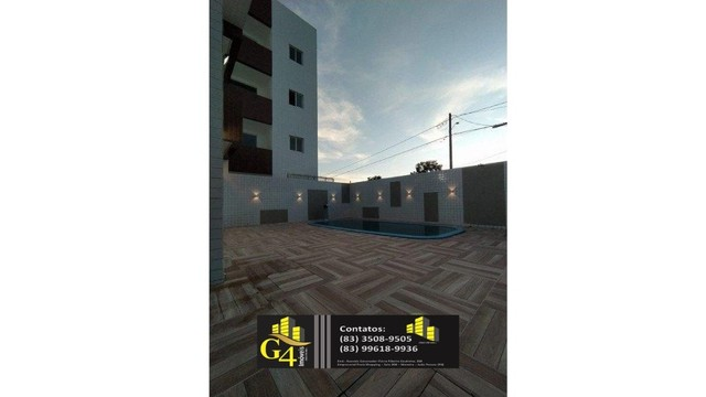 Apartamentos novos em Água fria proximo a Unipê - Foto 4