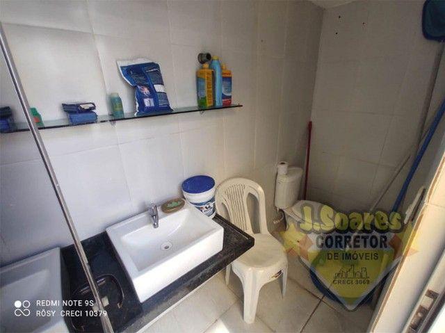Cabo Branco, Cobertura, pisc  priv, 2 qt, 110m², 480mil, Venda, Apartamento, João Pessoa - Foto 16