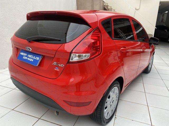 Ford Fiesta 1.5 16V Flex Mec. 5p 2016 Flex - Foto 2
