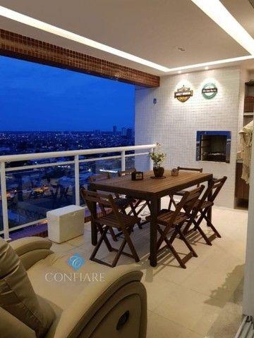 Torres Cenário - Lindo Apartamento com 3 Suítes - Nascente, Andar alto - Foto 3