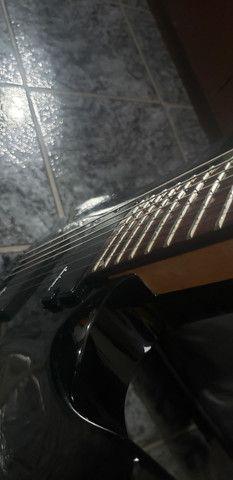 Guitarra Jackson 7 sete cordas  - Foto 4