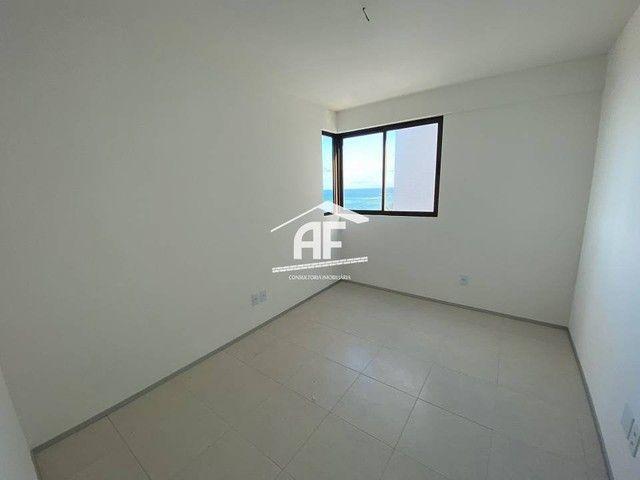 Apartamento Novo com vista total para o mar - 3/4 (2 suítes) - confira - Foto 13